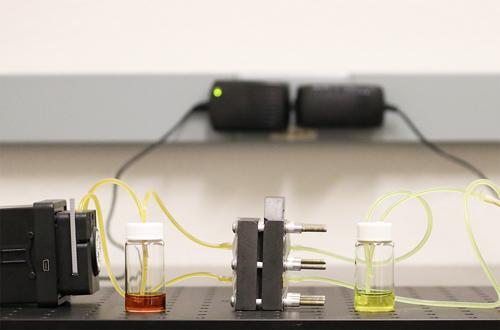 All-metallocene based Li-redox-flow-battery yields increased