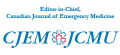 CJEM Editor-in-Chief