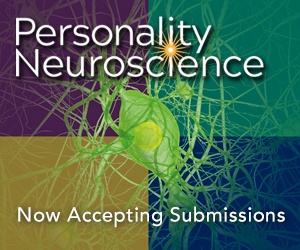 Personality Neuroscience submit