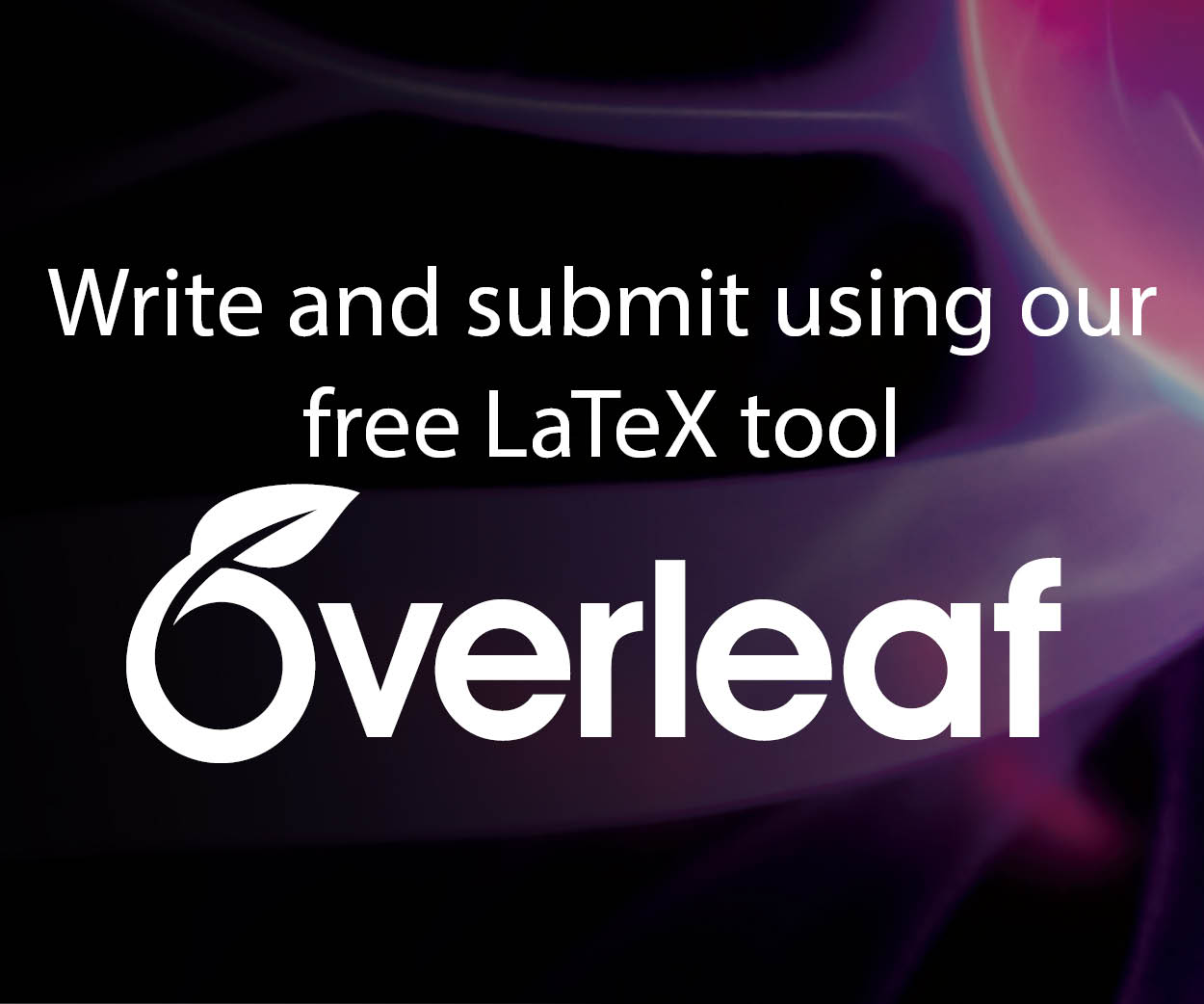 PLA now using Overleaf