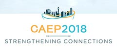Events listing CAEP 2018