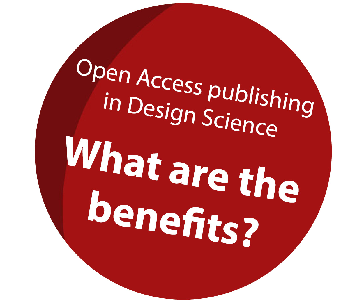 Benefits of OA publishing in DSJ