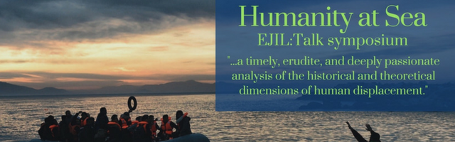 Humanity at Sea banner