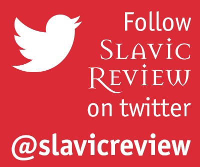 Follow Slavic Review on Twitter