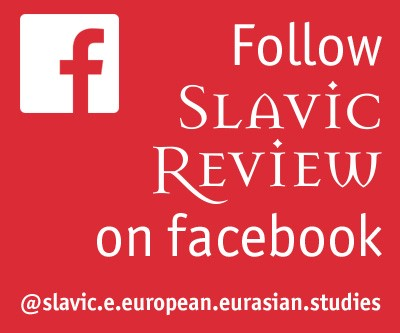 Follow Slavic Review on Facebook
