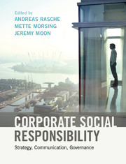 Corporate Social Responsibility: Strategy, Communication, Governance