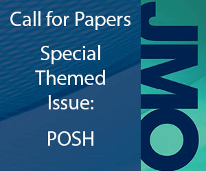 JMO Call for Papers: Special Themed Issue