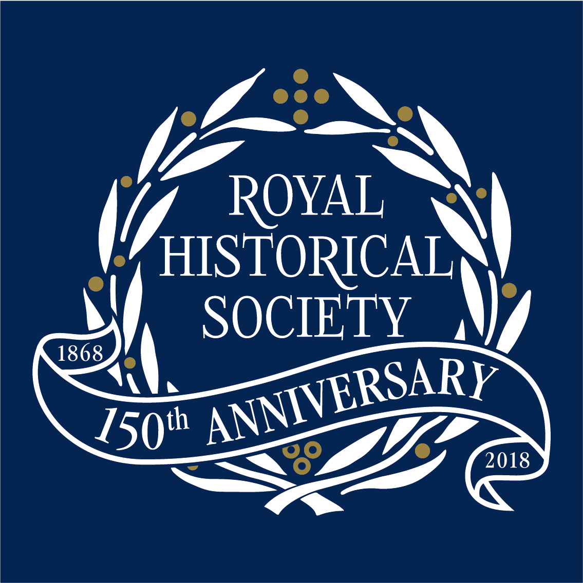 Royal Historical Society logo