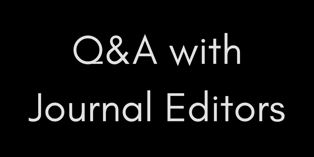 Question and Answers with journal editors
