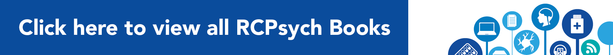RCPsych Books Banner