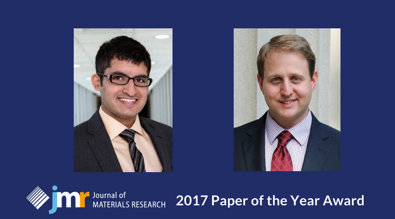 2017 Paper of the year