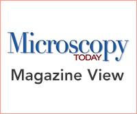 View Microscopy Today as a magazine