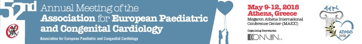 Association for the European Paediatric and Congenital Cardiology