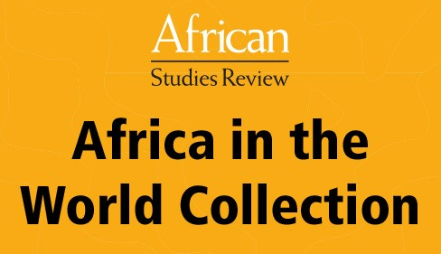 ASR's Africa in the World Collection