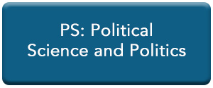 PS: Political Science and Politics