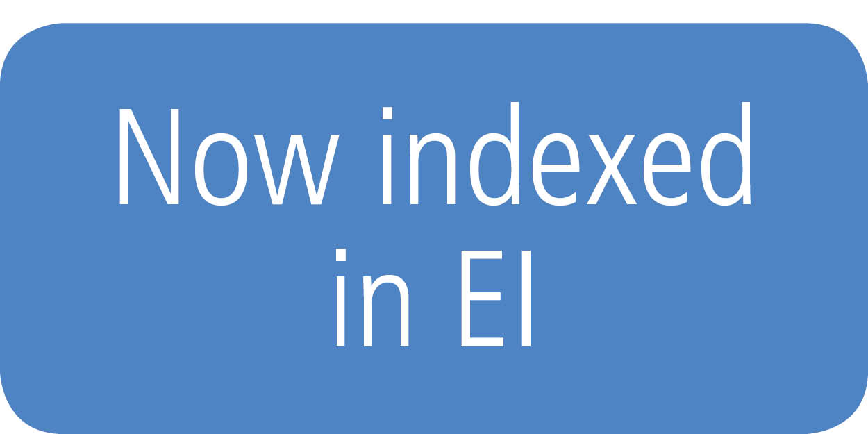 Now indexed in EI