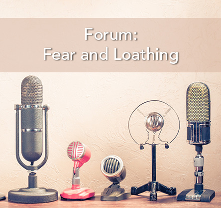 Modern American History forum on fear and loathing