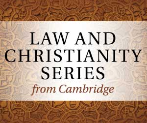 Law and Christianity Core Image