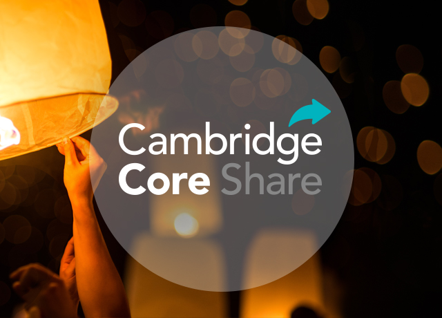 Cambridge Core Share