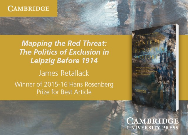 Mapping the Red Threat: The Politics of Exclusion in Leipzig Before 1914