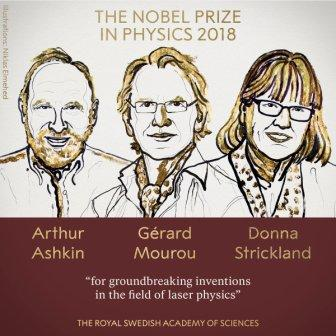 2018 Nobel physics-portraits