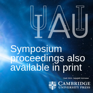 IUA symposium proceedings also available in print