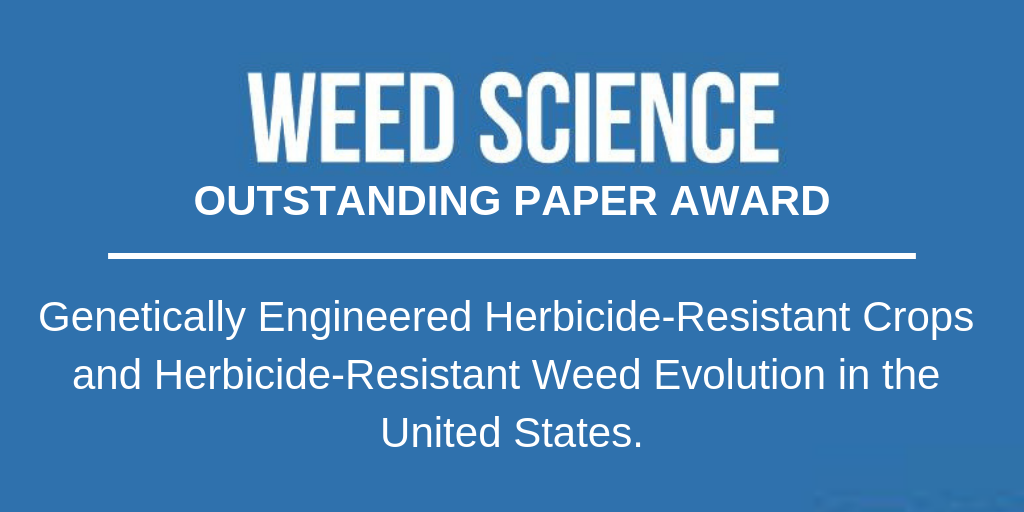 Weed Science   Cambridge Core