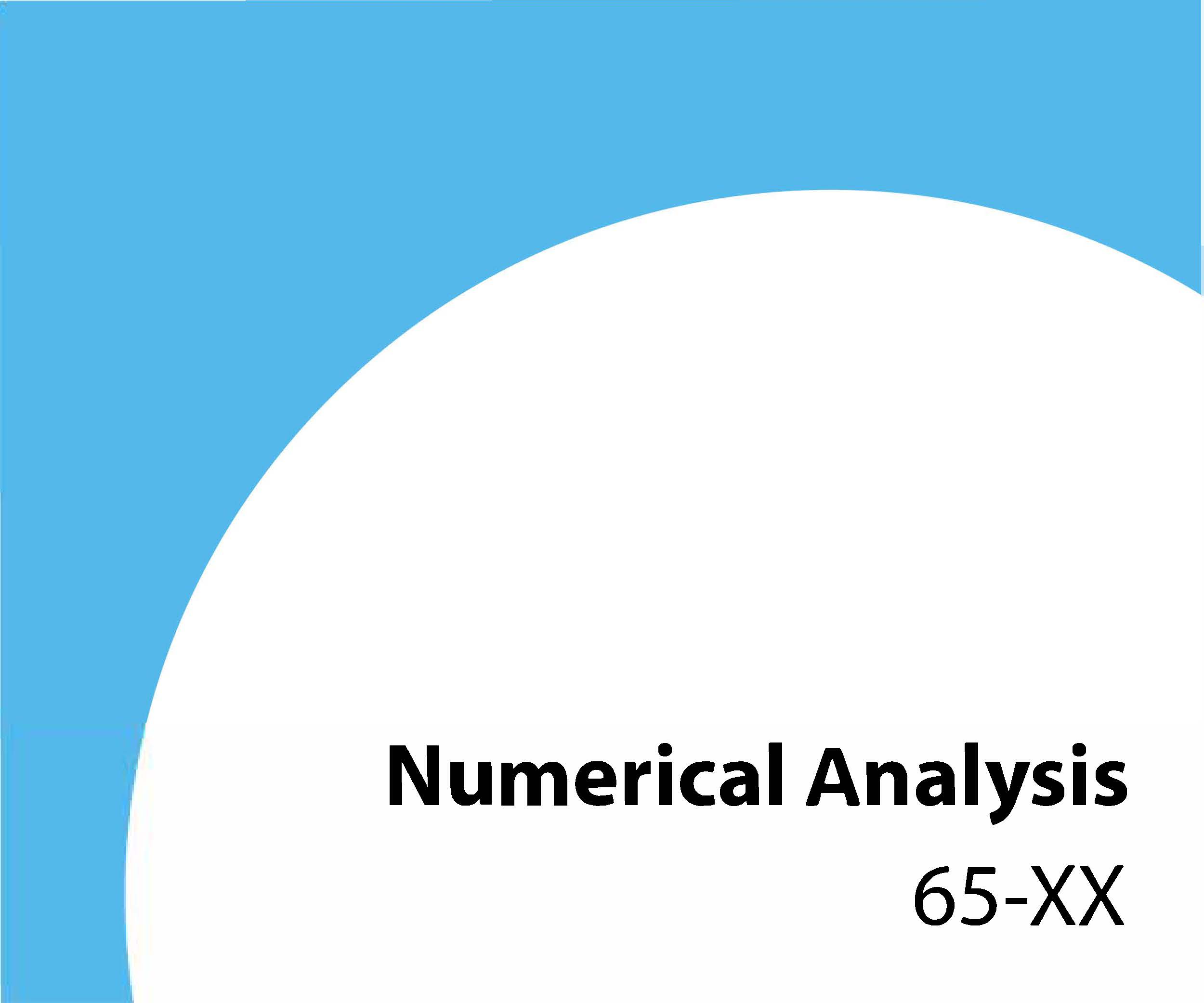 65-xx Numerical analysis
