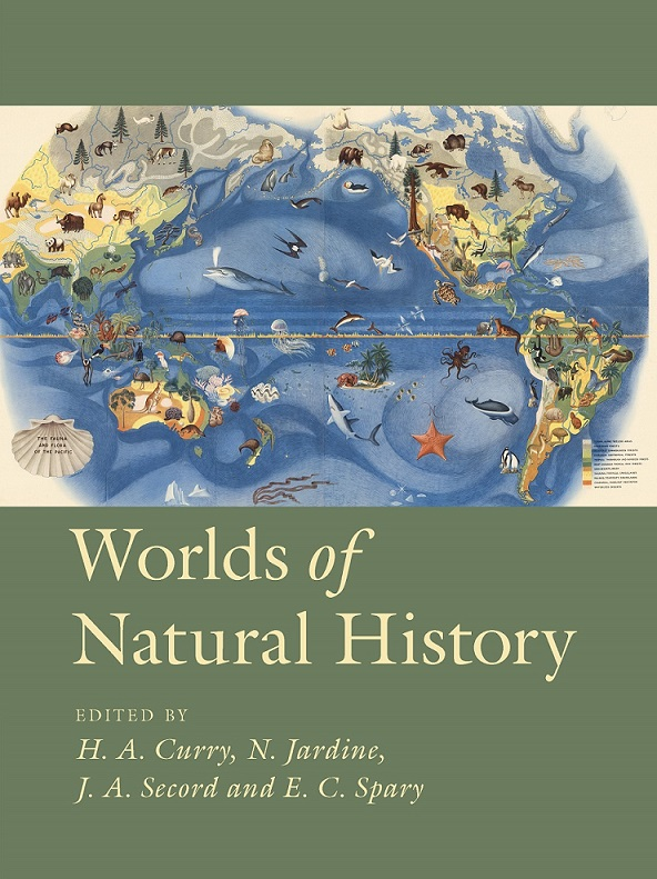 Worlds of Natural History cover