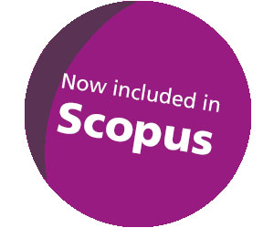SUS now included in Scopus