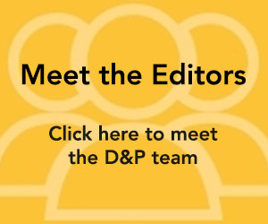 DAP Meet the Editors banner