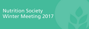 Nutrition Society Winter Meeting 2017