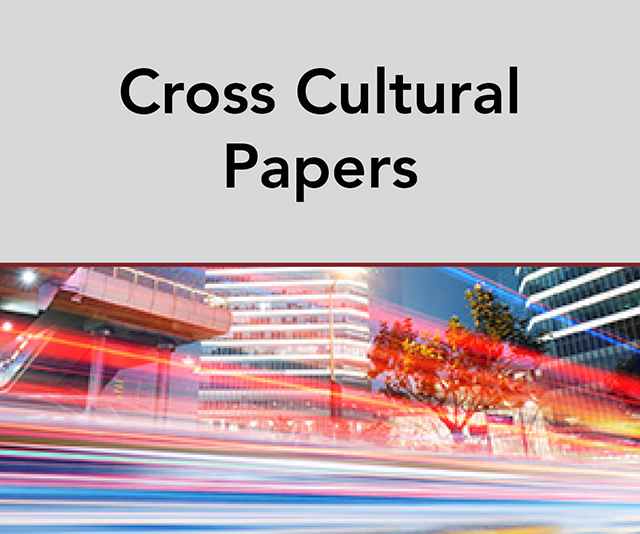 Cross Cultural Papers