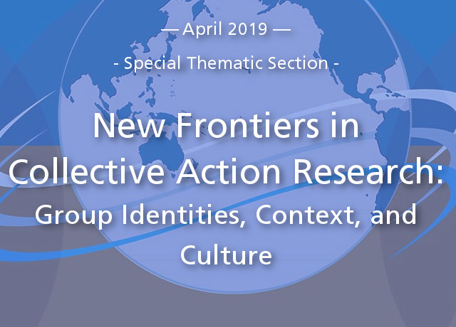 New Frontiers in Collective Action Research