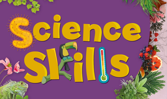 Science skills poster