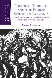 Political Thought and the Public Sphere in Tanzania