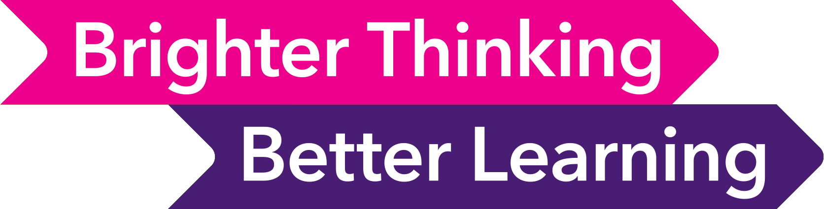 Brighter Thinking, Better Learning Logo