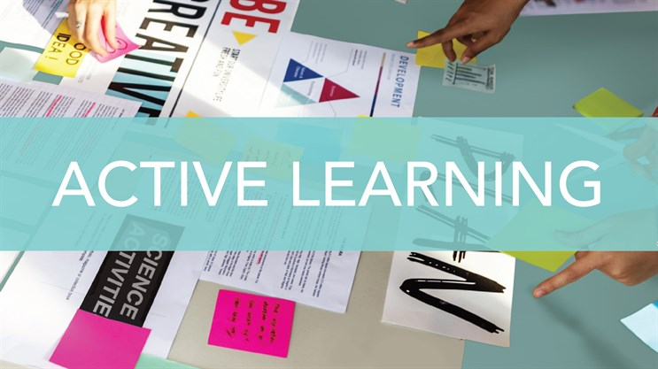 Active Learning Brochure Cover