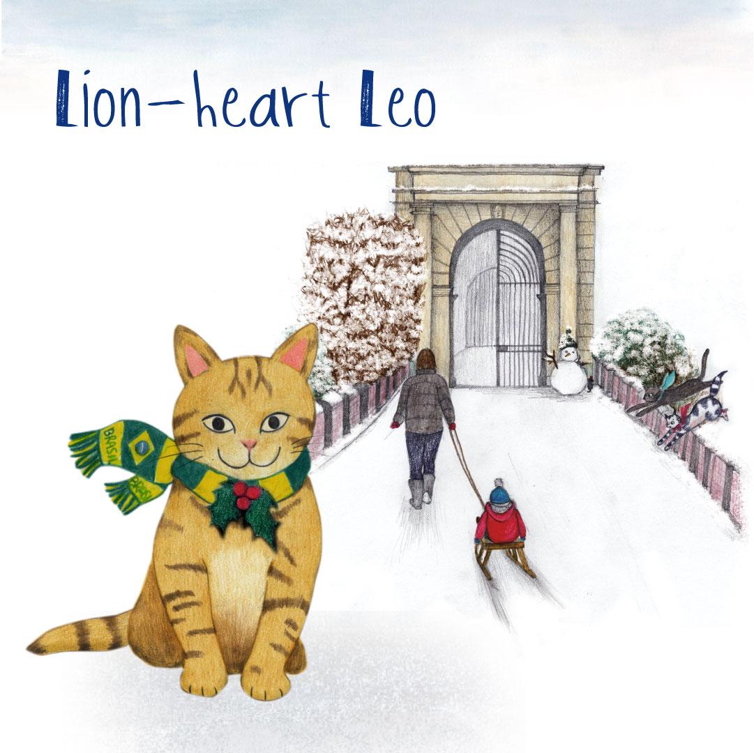 Lion-heart Leo