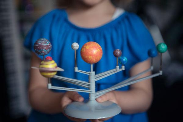 CLIL Activity- Solar System