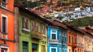 Header for articles on ELT education from Ecuador