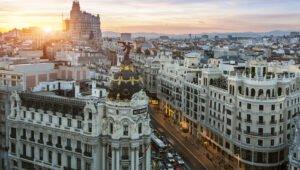 Madrid skyline - best practice and new ideas in ELT