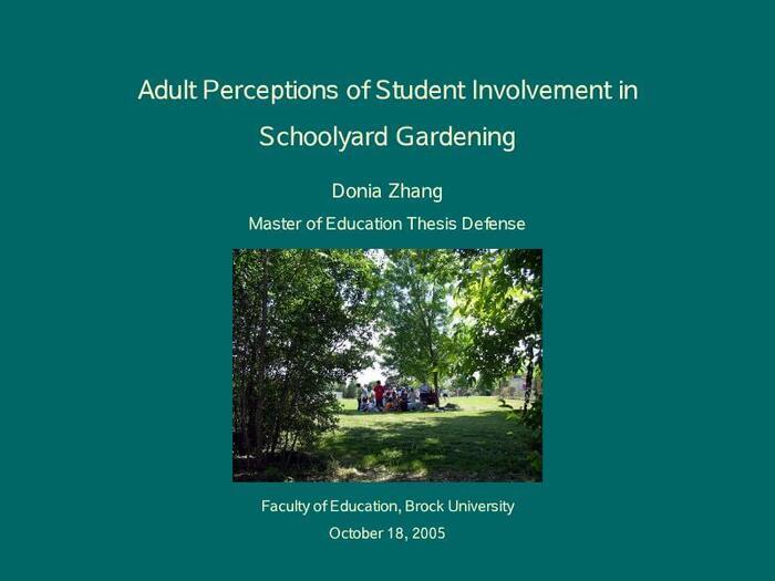 Thumbnail image of Donia_Zhang_Student_Involvement_in_Schoolyard_Gardening_Presentation_2005_10_18.pdf