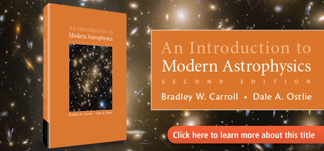 An Introduction to Modern Astrophysics Second Edition