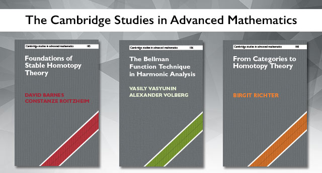 Cambridge Studies in Advanced Mathematics