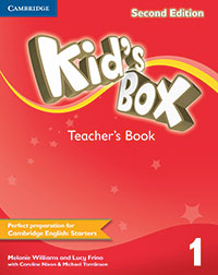 Kid's Box Second Edition Teacher's Book Level 1