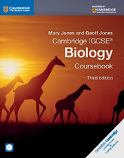 Cambridge IGCSE® Biology