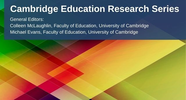 Cambridge Education Research Series carousel
