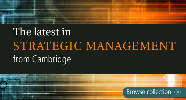 Strategic Management and Leadership