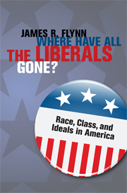 Where Have All the Liberals Gone? Book Cover